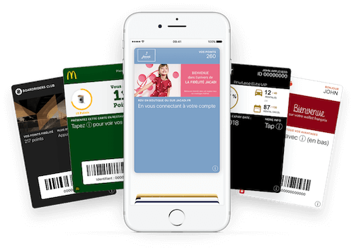 Visuel Comprendre les rôles respectifs du Wallet et de l'App