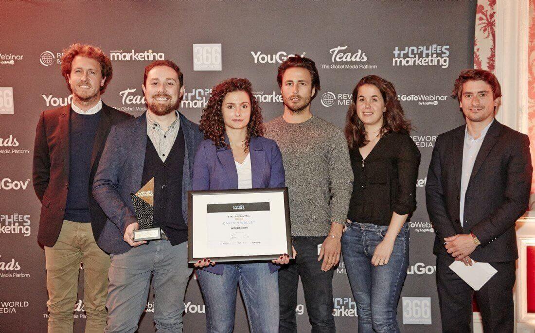 Visuel Trophées Marketing 2019: les meilleures stratégies digitales récompensées